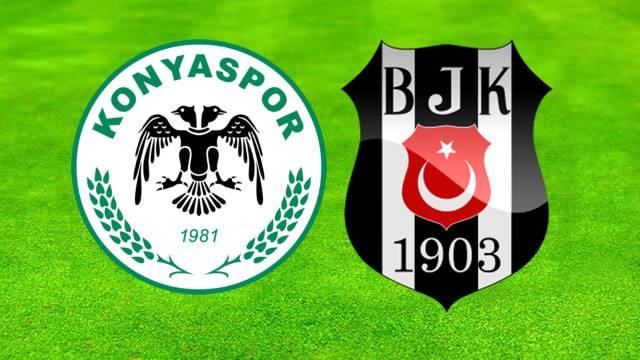 Konyaspor - Beşiktaş maçı ne zaman, saat kaçta, hangi kanalda? (Konya BJK maçı canlı izle)