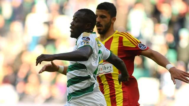 Bursaspor 0-0 Yeni Malatyaspor