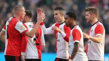 Feyenoord Robin van Persie'nin golüyle Heracles'i 1-0 yendi