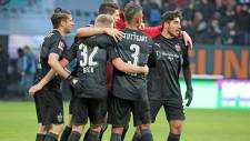 Stuttgart deplasmanda Augsburg'u 1-0 mağlup etti