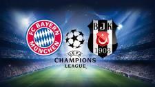 Bayern Münih - Beşiktaş maçı ne zaman, saat kaçta, hangi kanalda? Bayern - BJK maçı sonucu belli oldu!