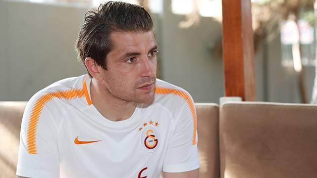 Galatasaray'da Carasso sakatlandı! Menisküs ameliyatı olacak