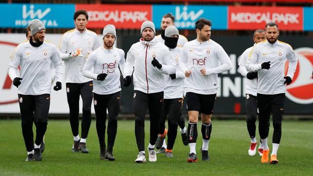 Galatasaray'da Tarık Çamdal geri döndü!