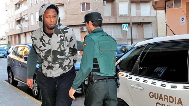 Ruben Semedo son 4 ayda 3. kez gözaltına alındı