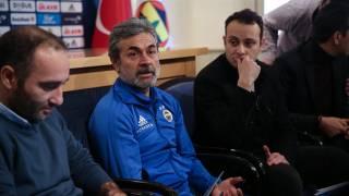 Aykut Kocaman'dan Şenol Güneş, Cüneyt Çakır ve Beşiktaş sözleri!..
