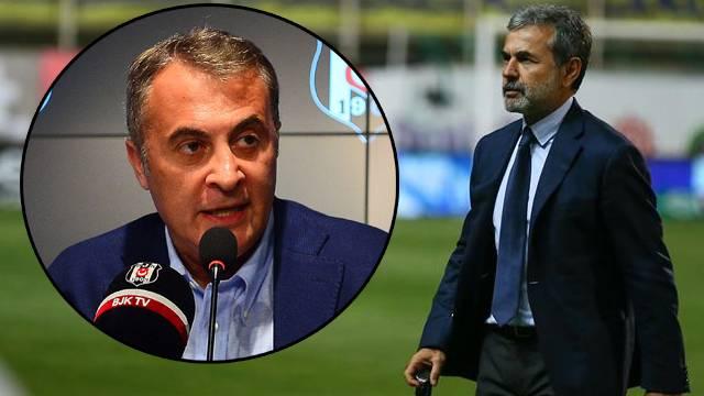 Fikret Orman'dan Fenerbahçe'ye olay sözler