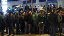 Bursaspor'un Özlüce Tesisleri'nde ortalık karıştı