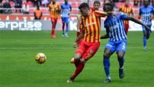 Kayserispor 3 - 2 Kasımpaşa (Maç özeti)