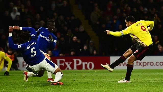 Watford 1 - 0 Everton (Maç özeti)