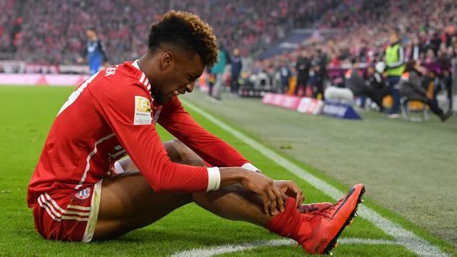 Bayern Münih'te Coman şoku