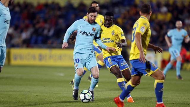 Las Palmas 1 - 1 Barcelona (Maç özeti)