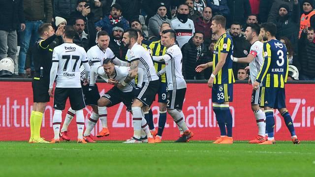 Fırat Aydınus'un Beşiktaş-Fenerbahçe derbisi raporu belli oldu