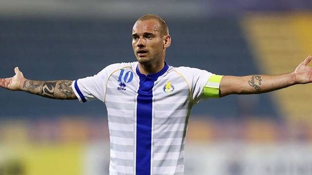 Sneijder: 'Liverpool da istedi ama ben Galatasaray'a gittim'