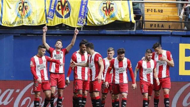 Villarreal 0 - 2 Girona (Maç özeti)