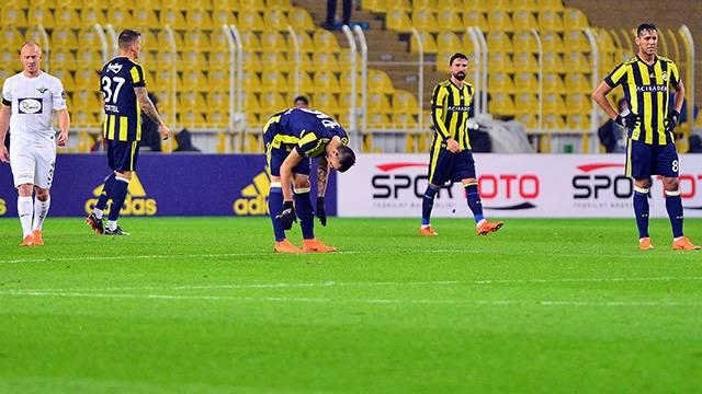 MAÇ ÖZETİ | Fenerbahçe 2 - 3 Akhisarspor
