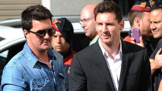 Messi'nin kardeşi Matias 3 ayda ikinci kez tutuklandı