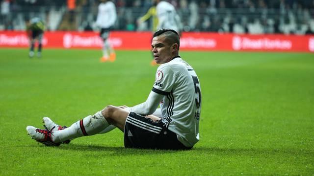 Beşiktaş'a Pepe müjdesi! Başakşehir'e karşı oynayabilecek