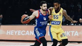 Anadolu Efes 81 - 94 Maccabi FOX