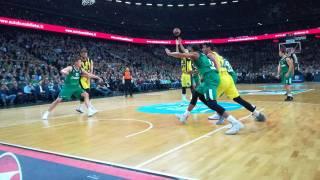 Zalgiris Kaunas 78 - 85 Fenerbahçe Doğuş