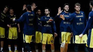 Fenerbahçe Doğuş play-off turuna yükselmeyi garantiledi
