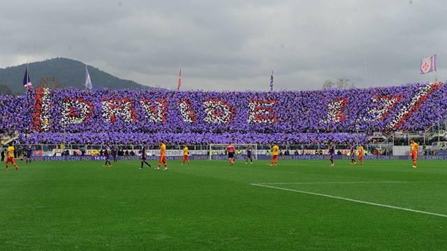 Fiorentina Davide Astori'yi andı