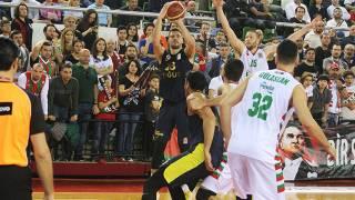Pınar Karşıyaka 69 - 74 Fenerbahçe Doğuş