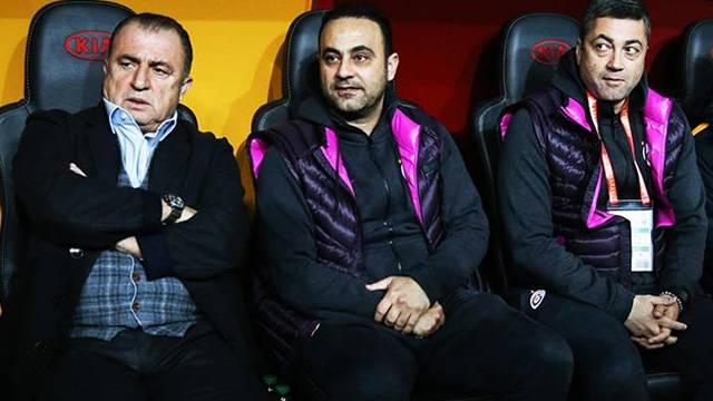 Galatasaray-Atiker Konyaspor maçında Hasan Şaş fenalaştı