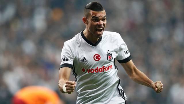 Pepe, Başakşehir maçında oynayacak!