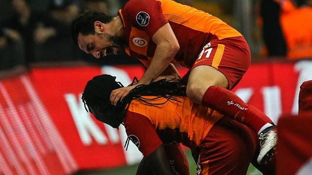 Galatasaray 2 - 1 Atiker Konyaspor (MAÇ ÖZETİ)