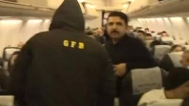 Fenerbahçe uçağına bomba ihbarı!