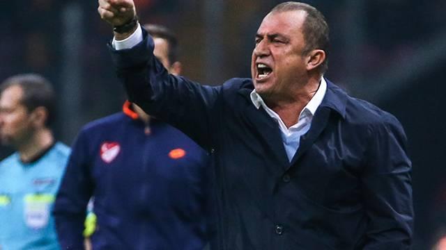 İşte Fatih Terim'in Konyaspor maçının devre arasında yaptığı konuşma