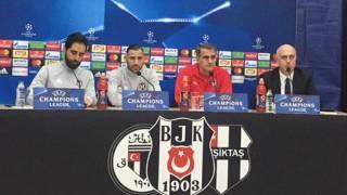 Şenol Güneş: Pepe, Vida ve Tosic, Bayern Münih maçında yok