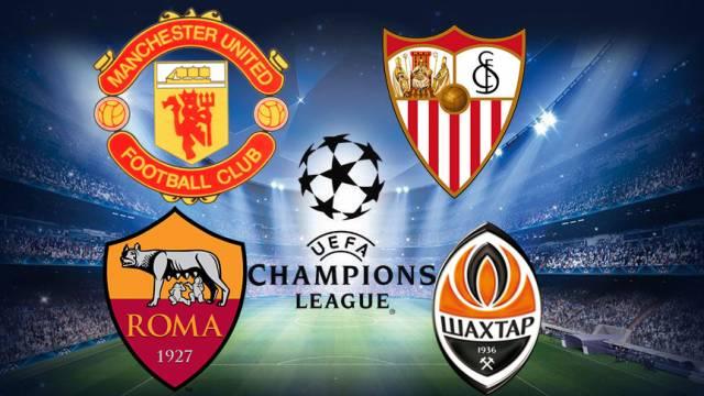 Manchester United - Sevilla maçı / Roma -Shakhtar Donetsk maçı saat kaçta, hangi kanalda? (şifresiz veren kanallar)