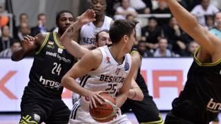 Beşiktaş Sompo Japan: 84 - 84 Medi Bayreuth