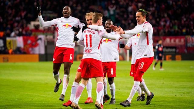 Leipzig 2 - 1 Bayern Münih (Maç özeti)