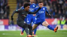 Leicester City 1 - 2 Chelsea (Maç özeti)