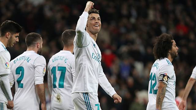 Real Madrid 6 - 3 Girona (Maç özeti)