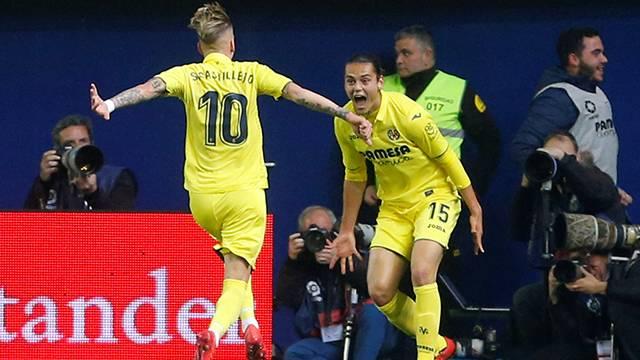 Enes Ünal La Liga'da haftanın 11'ine seçildi