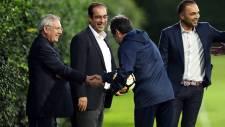Aziz Yıldırım, Galatasaray derbisi sonrası Hasan Çetinkaya'yı aradı