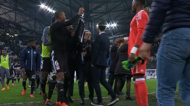 Eski Beşiktaşlı Marcelo Fransa'yı karıştırdı