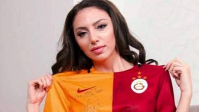 Tuğçe Aral, Galatasaray forması giydi