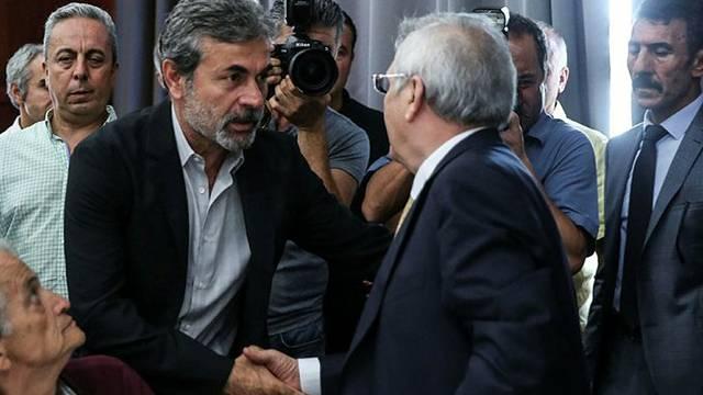 PFDK, Aziz Yıldırım ve Aykut Kocaman'a ihtar cezası verdi