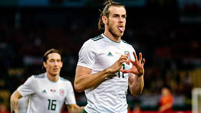 Gareth Bale Galler'in en golcü oyuncusu oldu