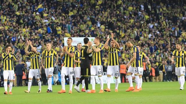 Fenerbahçe'de santraforların katkısı az