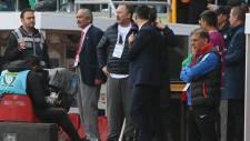 PFDK'dan Sergen Yalçın'a 1 maç men cezası geldi