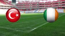 Türkiye-İrlanda Cumhuriyeti | CANLI YAYIN