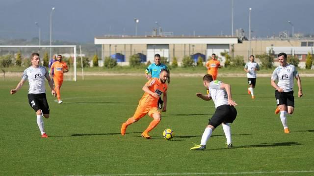 Aytemiz Alanyaspor 2 - 2 Tosno (Maç özeti)