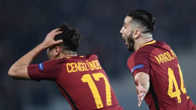 Roma 3 - 0 Barcelona özet izle (Manchester City 1 - 2 Liverpool özet izle)