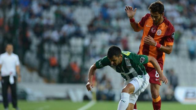 Galatasaray 2-0 Bursaspor Maçı Geniş Özeti ve Golleri