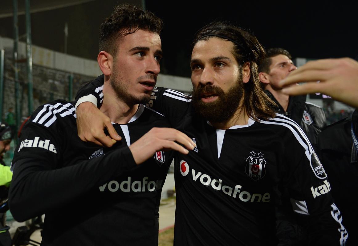 Bursaspor - Beşiktaş maçından kareler 2015-2016